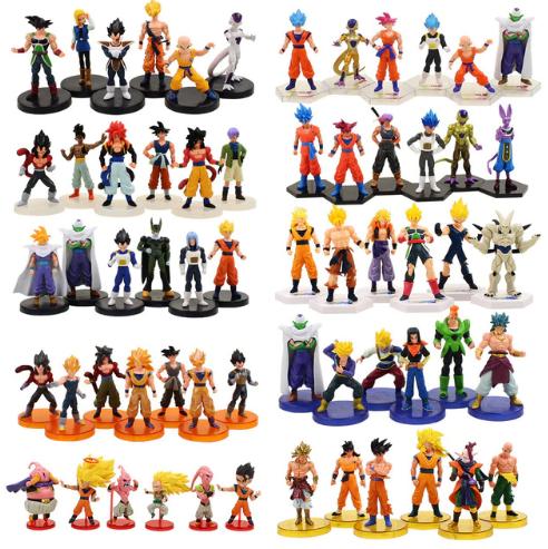 Dragon Ball: Figuras sueltas