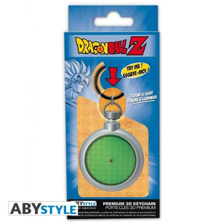 Dragon Ball: Llavero Radar 3D (Con Sonido)