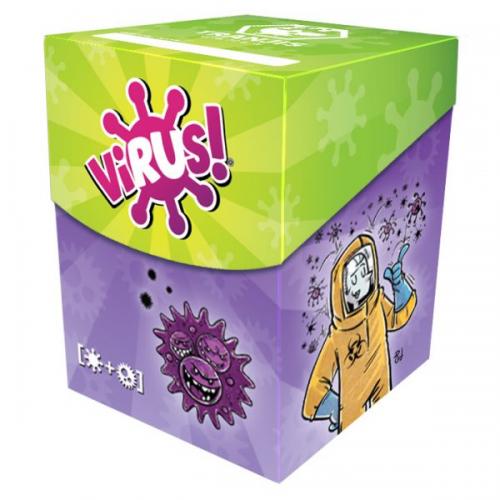 Virus: Deck Box + Fundas