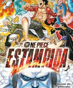One Piece Estampida [Novela]