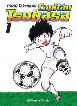 Captain Tsubasa Nº 01/21