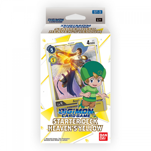 Digimon: Starter Deck - Cocytus Blue