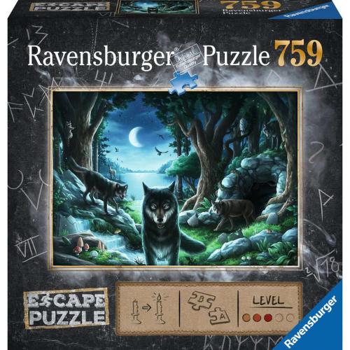 Puzzle: Escape Puzzle 759 Piezas