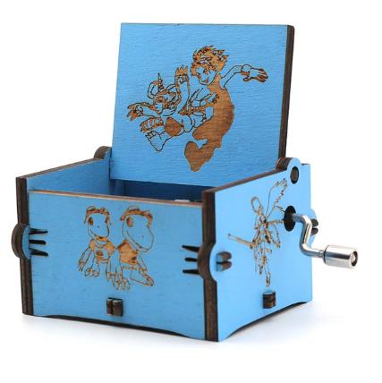 Digimon: Caja de Musica