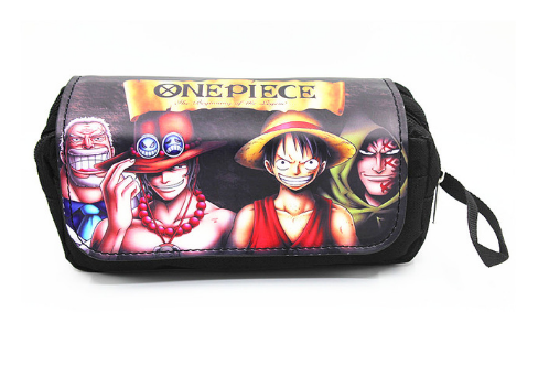 One Piece: Estuche Garp , Ace, Luffy y Dragon