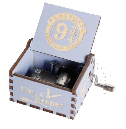 Harry Potter: Caja de Musica