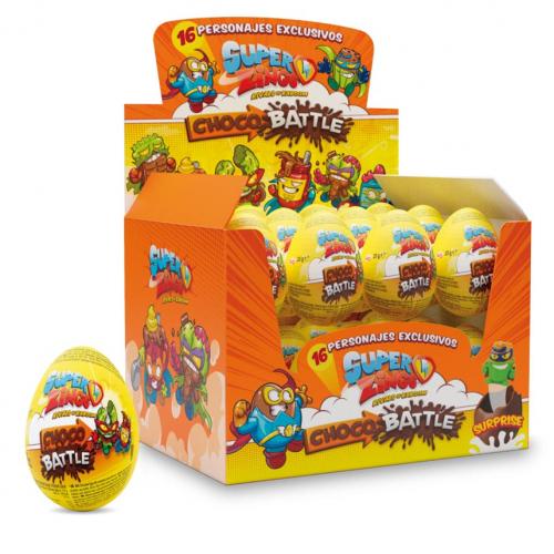 Superzings: Choco-Battle