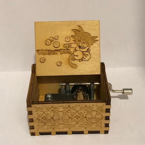 Dragon Ball: Caja de Musica (Tapion)