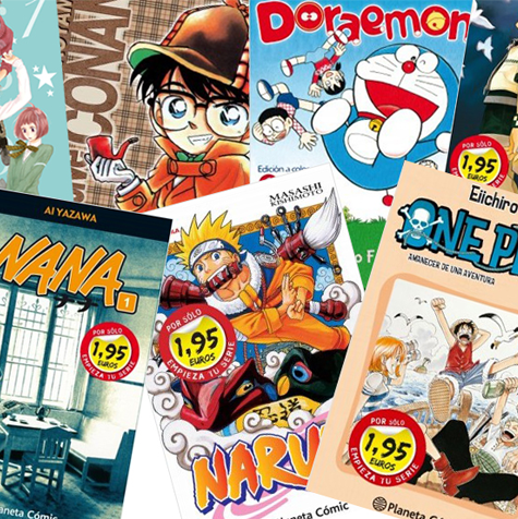 Promo Manga